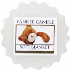 YANKEE CANDLE wosk zapachowy SOFT BLANKET
