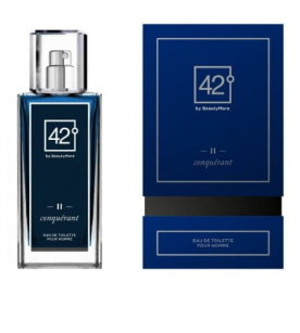 42° by Beauty More II conquérant  for Men woda toaletowa 100ml