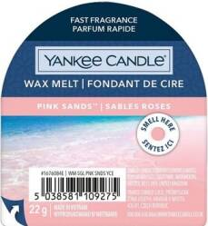 YANKEE CANDLE wosk zapachowy PINK SANDS