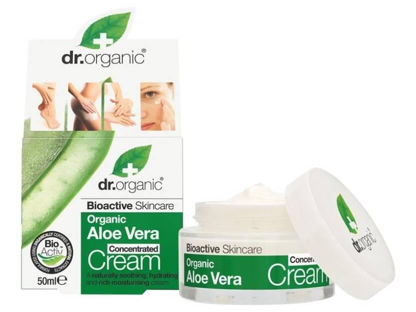 Dr.Organic Aloe Vera krem z aloesem 50ml