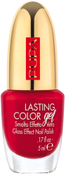 PUPA Summer Escape LAKIER DO PAZNOKCI Lasting Gel 192 Red Desire