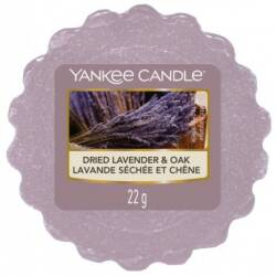 YANKEE CANDLE wosk zapachowy DRIED LAVENDER & OAK