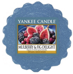 YANKEE CANDLE wosk zapachowy MULBERRY & FIG DELIGHT