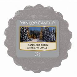 YANKEE CANDLE wosk zapachowy CANDLELIT CABIN