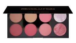 REVOLUTION paleta róży BLUSH SUGAR AND SPICE