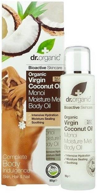 Dr.Organic KOKOS olejek do ciała