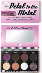 the Balm PETAL TO THE METAL paletka cieni do powiek Shift Into Neutral