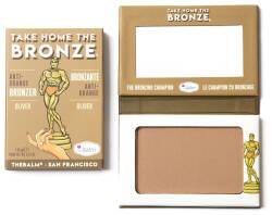 the Balm TAKE HOME THE BRONZE bronzer Olivier