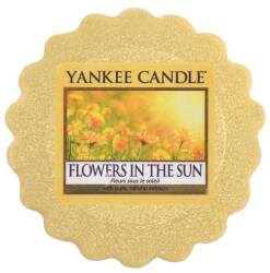 YANKEE CANDLE wosk zapachowy FLOWERS IN THE SUN