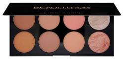 REVOLUTION paleta róży BLUSH HOT SPICE